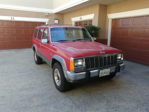 1990 Jeep Cherokee Laredo for sale