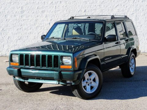 2001 Jeep Cherokee Classic 4.0L 4X4 for sale