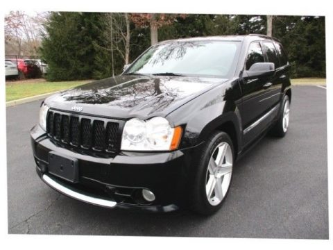 2007 Jeep Grand Cherokee SRT8 for sale