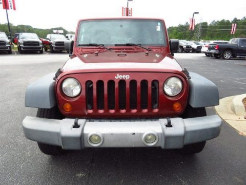 2007 Jeep Wrangler Unlimited X for sale