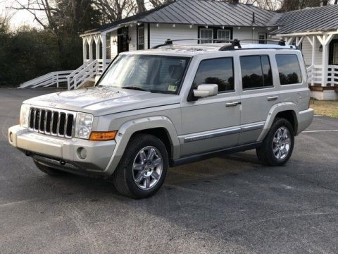 2008 Jeep Commander Overland for sale