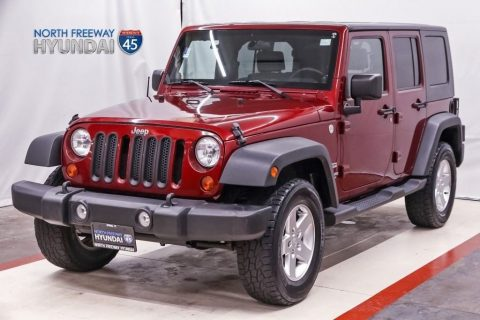 2010 Jeep Wrangler Unlimited Sport for sale