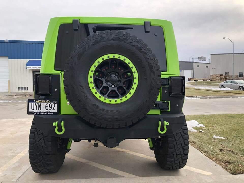 2012 Jeep Wrangler Rubicon Unlimited