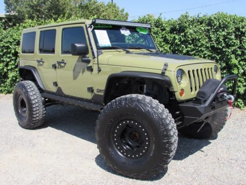 2013 Jeep Wrangler Unlimited Rubicon Sport Utility 4 Door for sale