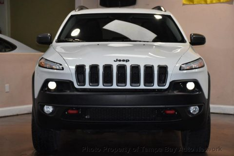 2014 Jeep Cherokee Trailhawk 4×4 for sale