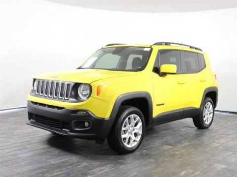 2017 Jeep Renegade Latitude for sale