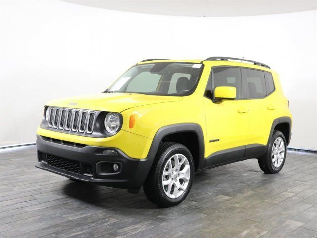2017 Jeep Renegade Latitude for sale
