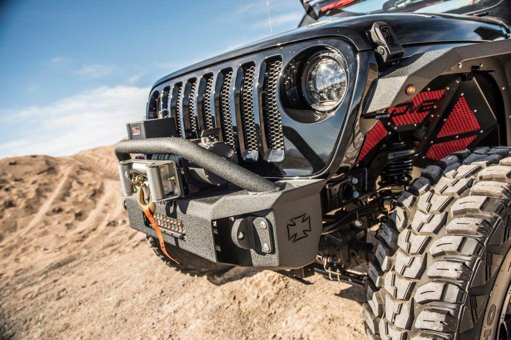 2018 Jeep Wrangler JL Custom Lifted KAO SEMA SHOW