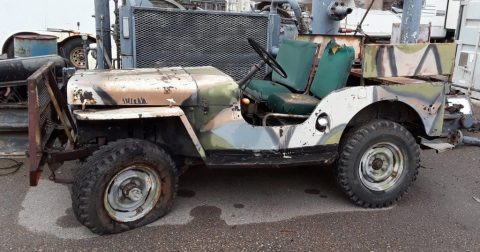 1940 Jeep Willys for sale