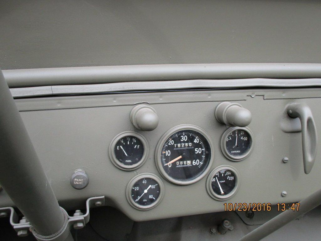 1942 Jeep MB3