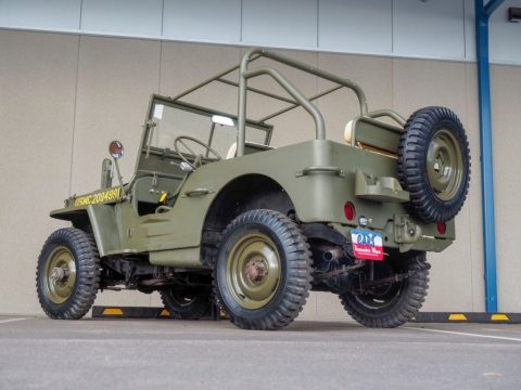 1943 Willys Jeep GPW for sale