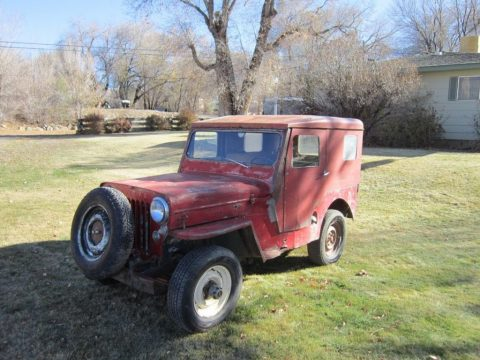 1953 Jeep CJ3B for sale