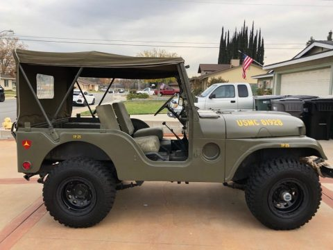 1955 Jeep Willys M38a1 for sale
