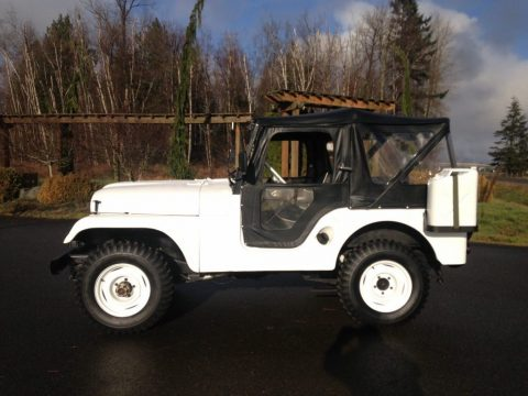 1958 Jeep CJ5 for sale