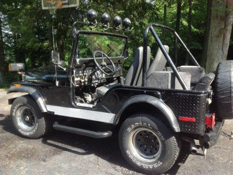 1975 Jeep CJ V8 for sale