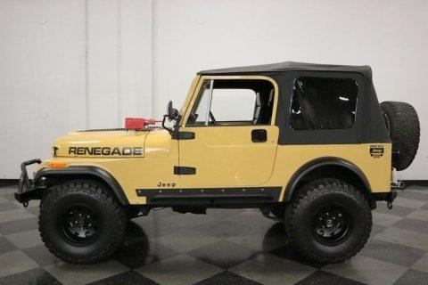 1981 Jeep CJ Renegade for sale