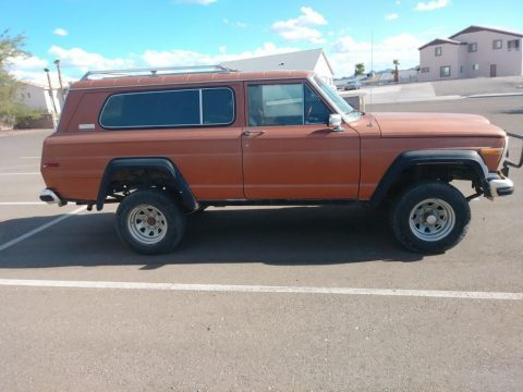 1982 Jeep Cherokee laredo for sale