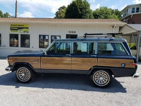1986 Jeep Wagoneer Grand Wagoneer for sale