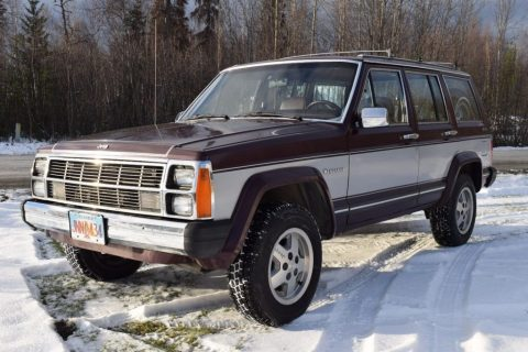 1987 Jeep Cherokee Wagoneer for sale