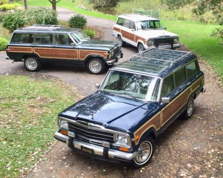 1987 Jeep Wagoneer Grand Wagoneer by Classic Gentleman for sale