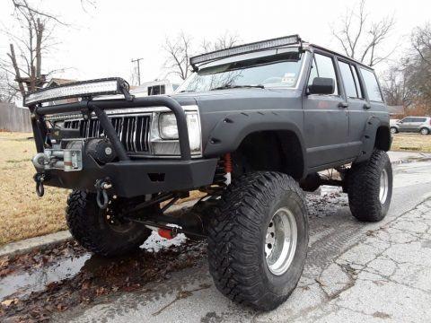 1990 Jeep Cherokee Laredo for sale