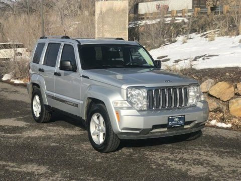 2012 Jeep Liberty Limited for sale