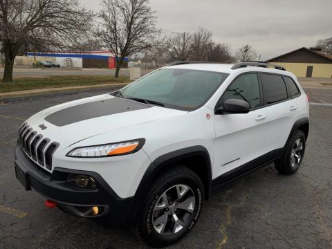 2016 Jeep Cherokee Trailhawk 4×4 Select TERRAIN for sale
