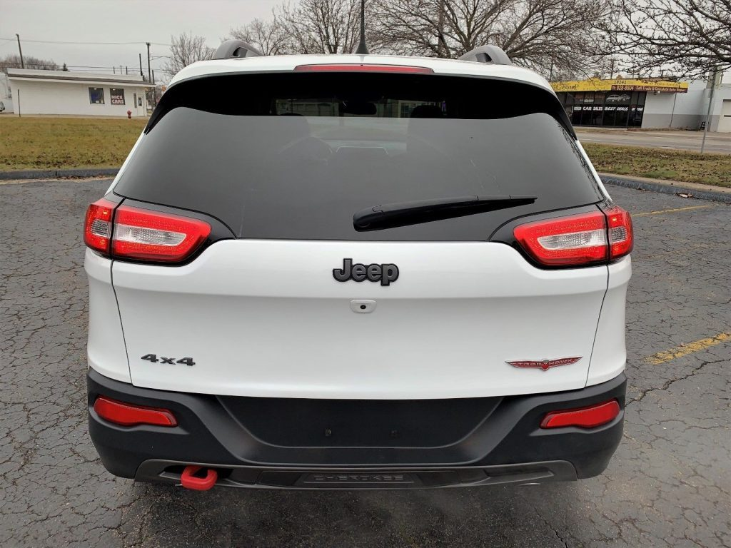 2016 Jeep Cherokee Trailhawk 4×4 Select TERRAIN