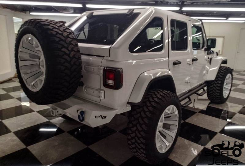 2018 Jeep Wrangler JL Brand New Custom Build