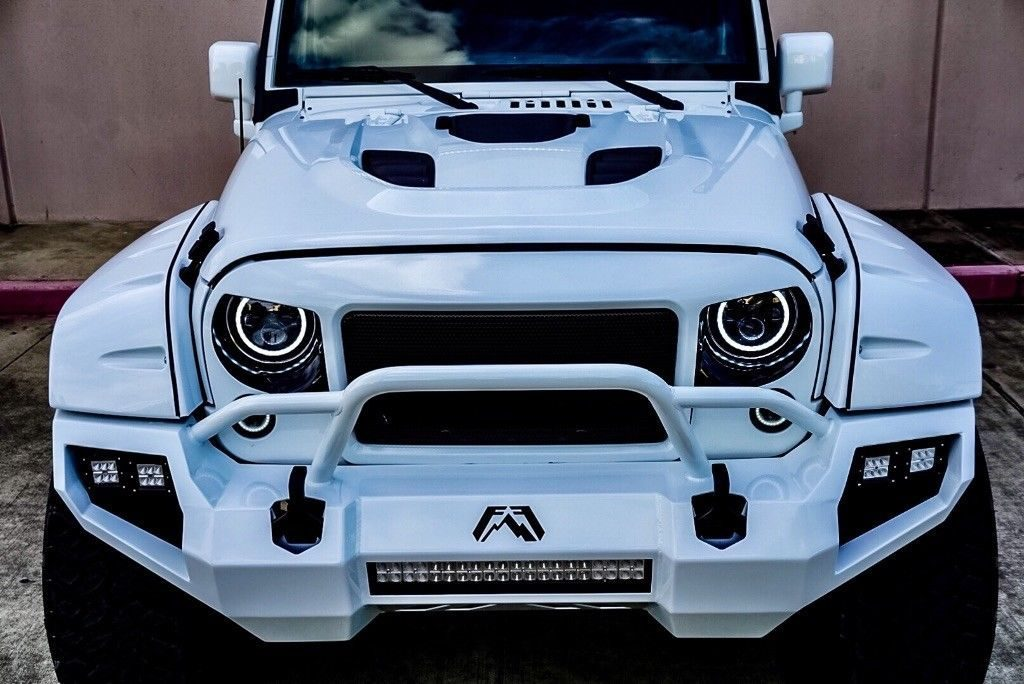 2018 Jeep Wrangler Unlimited Custom Build