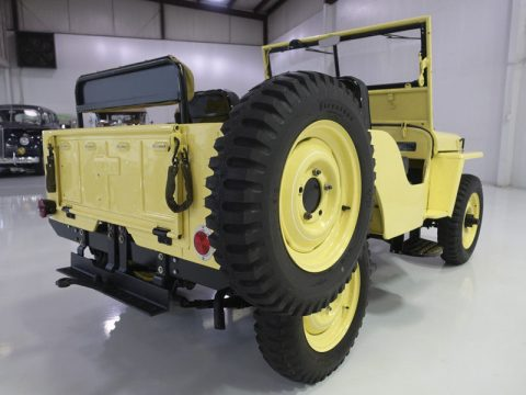 1948 Jeep Willys CJ2A | Wonderfully restored for sale