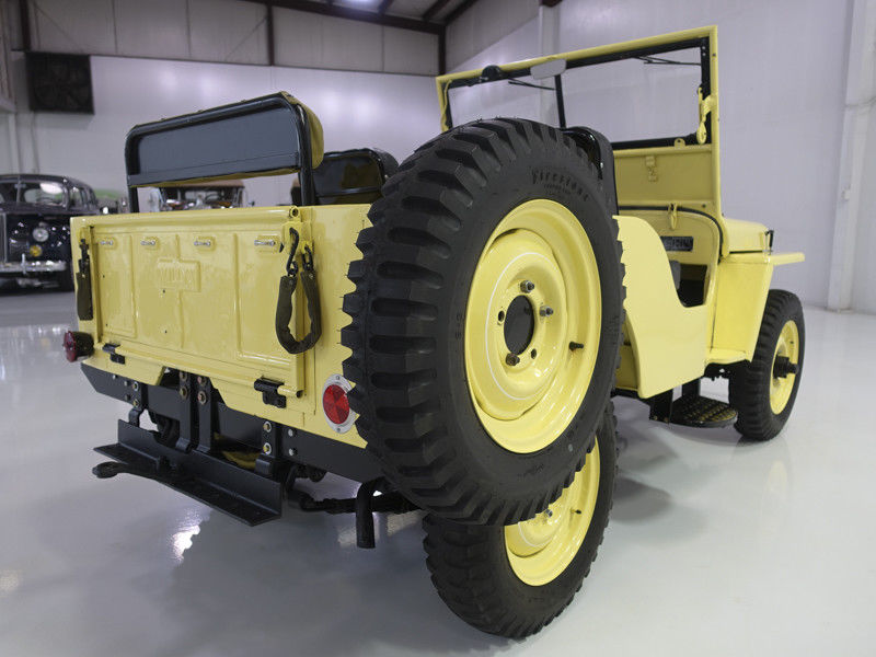 1948 Jeep Willys CJ2A | Wonderfully restored for sale