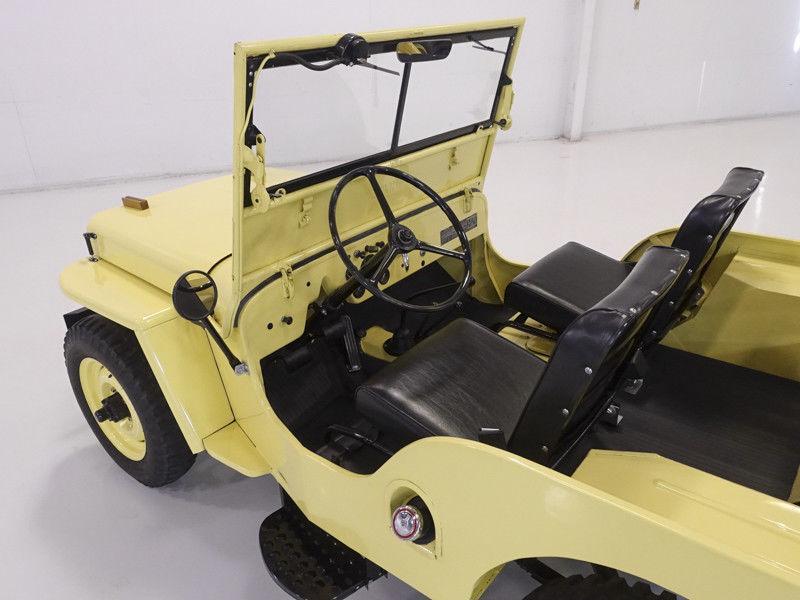 1948 Jeep Willys CJ2A | Wonderfully restored