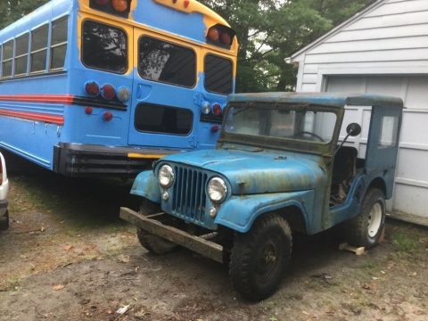 1955 Jeep CJ for sale