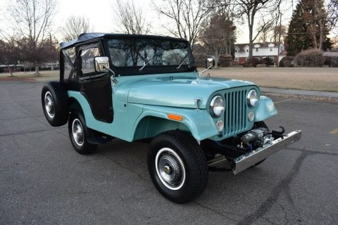 1970 Jeep CJ CJ5 for sale
