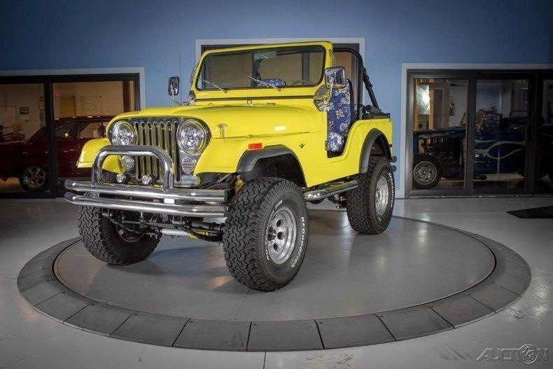 1978 Jeep CJ for sale