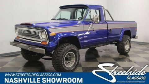 1978 Jeep J10 4×4 for sale
