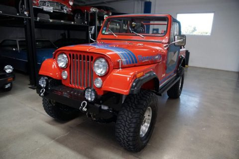 1979 Jeep CJ V8 Manual for sale