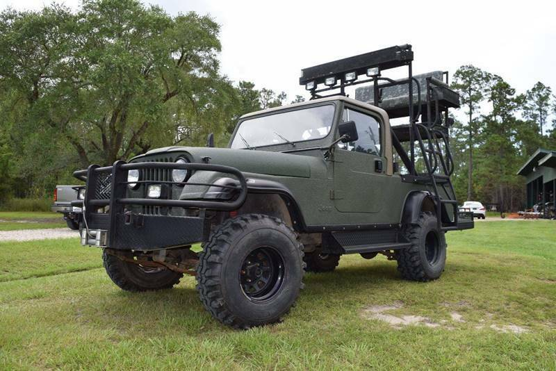1983 Jeep Scrambler Base 2dr 4WD SUV for sale