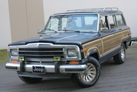 1987 Jeep Wagoneer Grand Wagoneer for sale