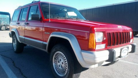 1996 Jeep Cherokee Country Sport Utility 4 Door for sale