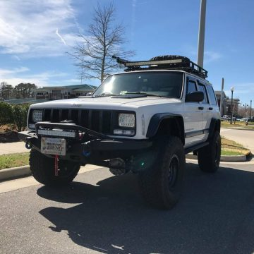 2000 Jeep Cherokee SPORT XJ for sale