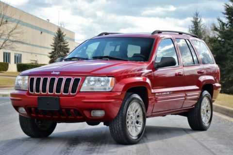2002 Jeep Grand Cherokee 69K Miles 4.7L V8 4X4 Limited LEATHER!! for sale