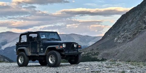 2004 Jeep Wrangler Sport for sale