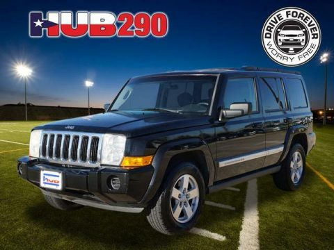 2007 Jeep Commander Sport for sale