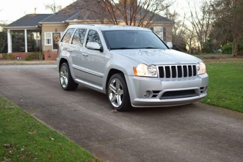 2007 Jeep Grand Cherokee Supercharged SRT8 for sale
