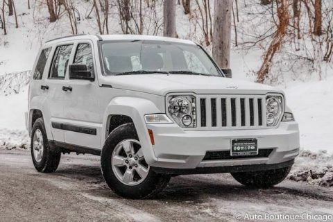 2011 Jeep Liberty Sport SUV 4D for sale