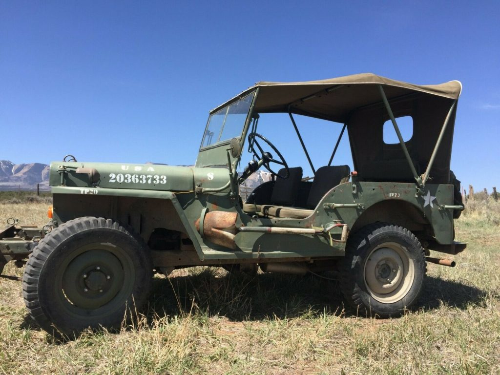 1944 Jeep Willys MB for sale