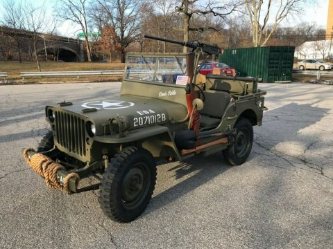 1945 Willys Jeep for sale