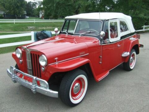 1949 Willys Overland Overland Jeepster for sale